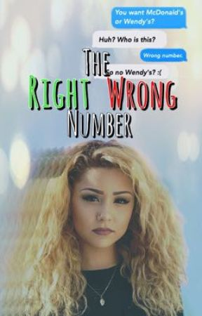 The Right Wrong Number by TrippyNinjaa