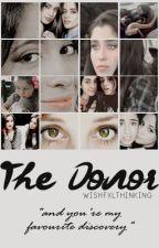 The Donor (Versão em Português) | EM REVISÃO  by pryinggirl