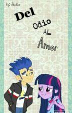Del Odio Al Amor by skailar11