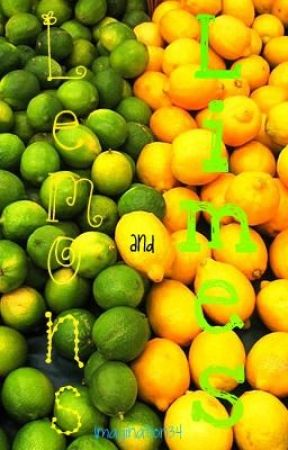 Lemons and Limes by Imagination34