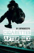 Cigarettes After Sex (Skrillex Y Tu) by SofiaQueSeYo