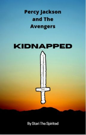 Kiddnaped (Percy Jackson And Avengers Book) by StarDoesMinecraft