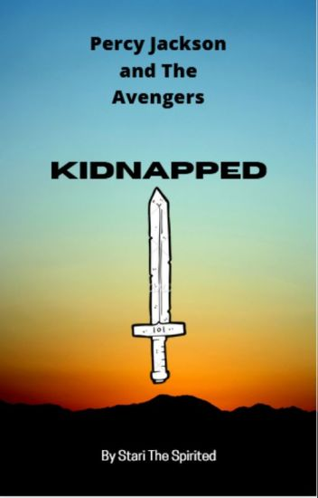 Kiddnaped (Percy Jackson And Avengers Book)