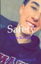 Safety (Hunter Rowland) by MusicalPenguin21
