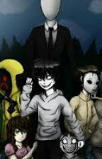 Creepypasta by Lwlskdmjvk