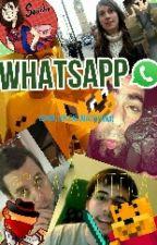 WhatsApp (Sara,Luh,Exo,Macu,Gona) by Patata100tifica