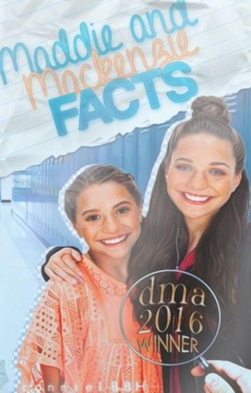 maddie & kenzie facts