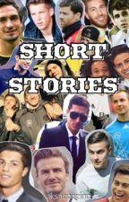 Mini-historias de futbolistas. by aksacancino