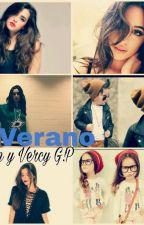 El Verano (Camren & Vercy) by SandraMorales980