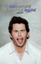 James Marsden is the type of boyfriend © by -mutant