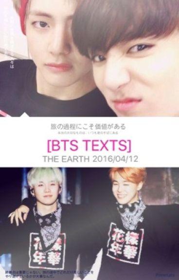 [BTS TEXTS]
