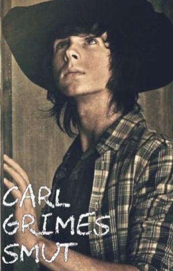 carl grimes smut (;