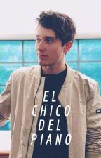El Chico del Piano ➳Alonso Villalpando by PimentelxCanela