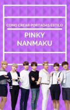 Como crear portadas estilo Nanmaku by -Nanmaku_Min-