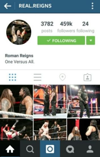 Roman Reigns Photos (Instagram) - Angela - Wattpad