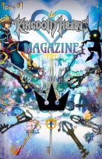 Kingdom Hearts Magazine Issue #1 by KH_Anime_Magazine