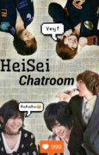 HeiSei Chat Room  by asunasr