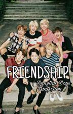 [SLOW UPDATE]FRIENDSHIP by zoeykim_