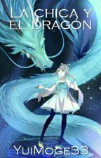 La chica y el dragón by YuiMoge33
