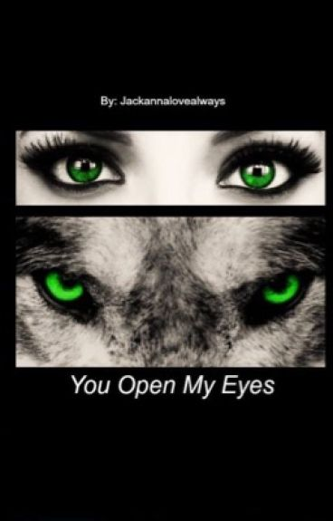 You Open My Eyes