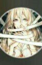 The Nine-tailed Blonde (Lucy X Occ) by armanijones666