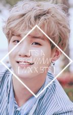 It's a beginning [ MONSTA X // BTS ] by MXXMBB