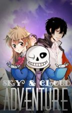 Sky and Cloud Adventure by Tsumiki-nyan