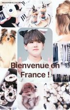 Bienvenue en France ! {FanFiction : BTS} by HeavenSheltie1604