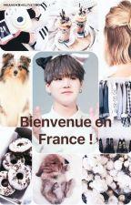 Bienvenue en France ! {FanFiction : BTS} by HeavenSheltie1604