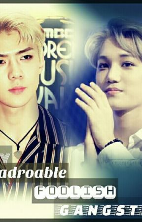 My Adroable Foolish Gangster||completed|| by suyeelim