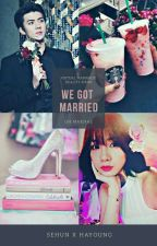 We Got Married OH Maknae✔ by -sehunpai