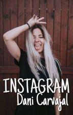 Instagram. Dani Carvajal by XxSofiaaxX