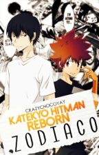 Katekyo Hitman Reborn 『Zodiaco』  by --Shea