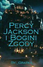 Percy Jackson i Bogini Zgody by _Gratka_