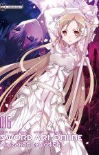 Мастера Меча Онлайн [16 том] Алисизация: Взрыв / Sword Art Online (SAO) by Divaltor