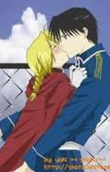 Savior From Flame To Fullmetal - A RoyEd Fanfic