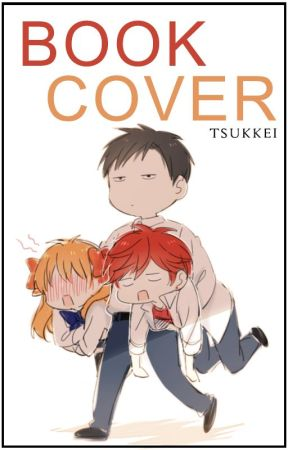 Book Cover anime ||ABIERTO|| by -Tsukkei-