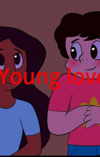 Steven X Connie Young Love #Wattys2016