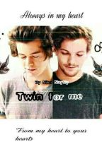 Twin for me | Larry Stylinson by NikaNaytly