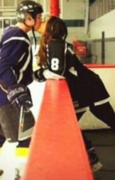 Любовь к хоккеисту