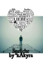 Sprüche. by xSymphonia