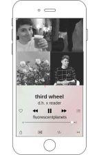 third wheel // d.h. by romysuter