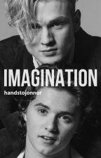 Imagination | Tradley Evanson by handstojonnor