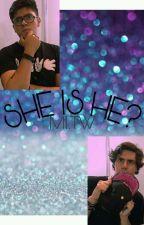 She is he? || MITW by jikookxzz