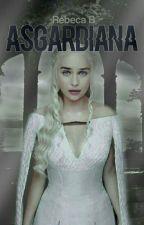 Asgardiana (Steve Rogers y tu) by LiizMora5