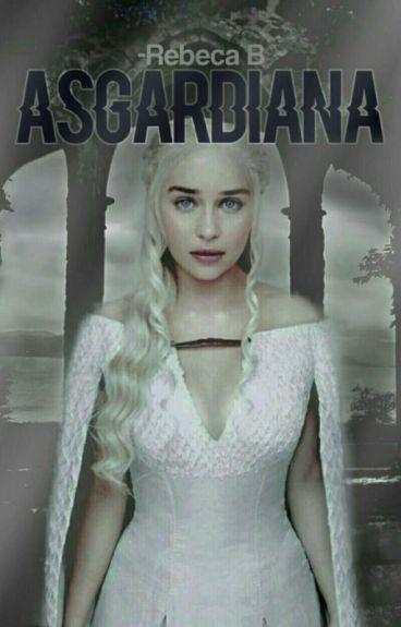 Asgardiana (Steve Rogers y tu)