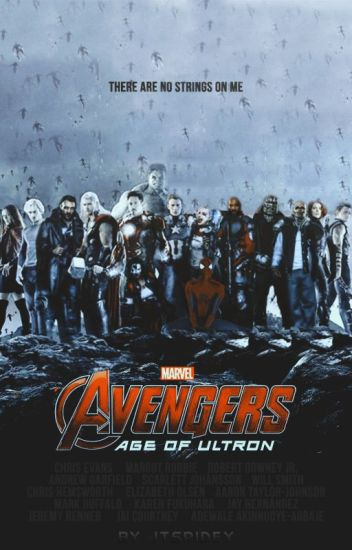 [1] Age of Ultron » Avengers, Suicide Squad & Spider-Man