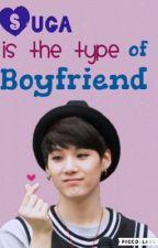 Suga is the type of boyfriend  by DennyDann