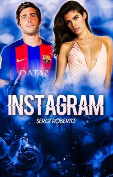Instagram~ Sergi Roberto {Terminada}