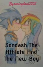 The Athlete And The New Boy by sonicydani2202